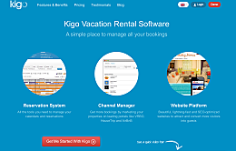 Kigo Vacation Rental Software