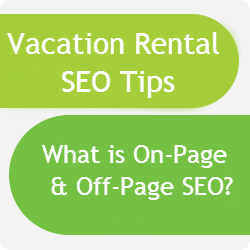 vacation rental marketing SEO