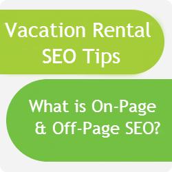 vacation rental marketing SEO