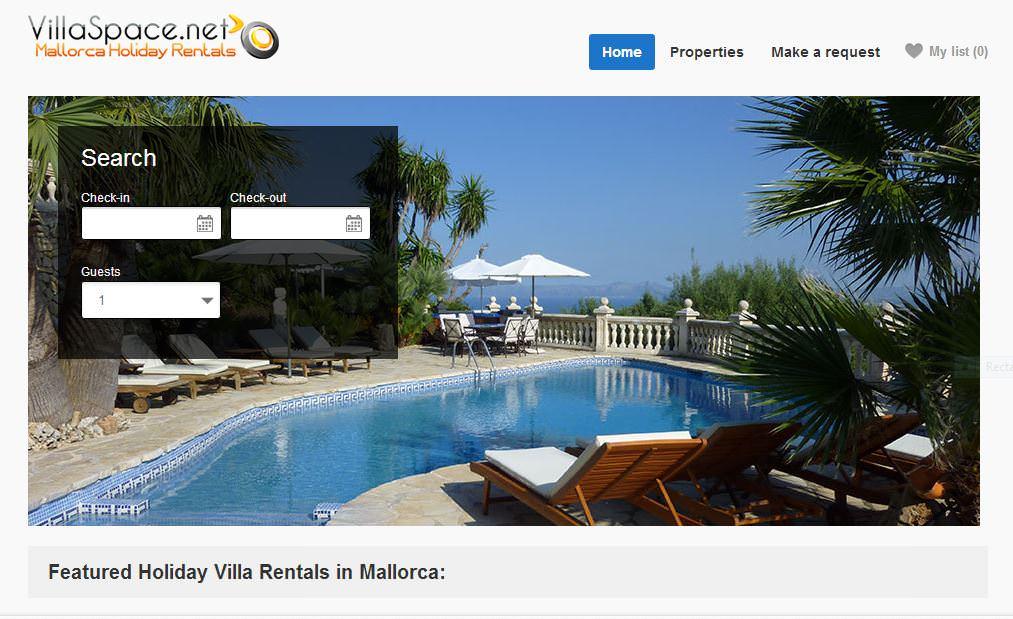 Vacation Rental Sample VillaSpace.net