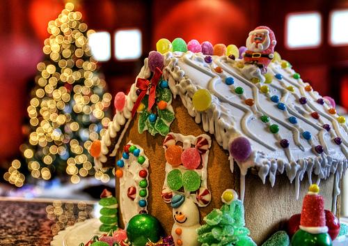 vacation rental christmas house
