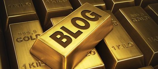 vacation rental blogging