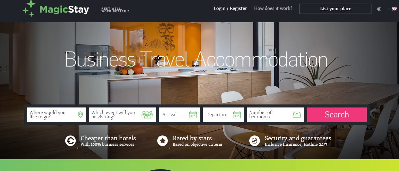 Vacation rental marketin with MagicStay.com through Kigo