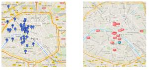 vacation rental Paris Hotels