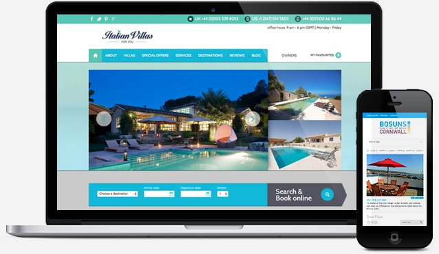 7 Tips for Making Vacation Rental Website First Impressions Count
