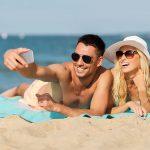 Kigo vacation rental website designs can incorporate selfies