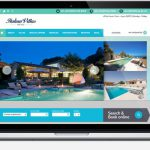 Vacation Rental Website Design Template