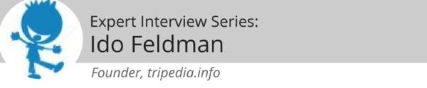 Ido Feldman Tripedia Banner